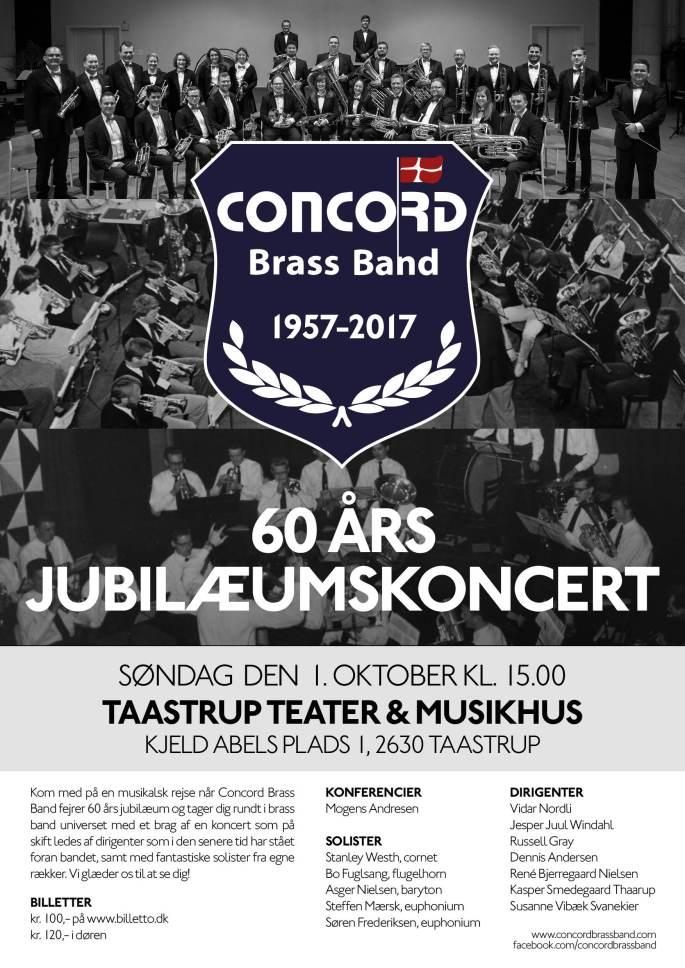 Concord Brass Band - Plakat - web 3